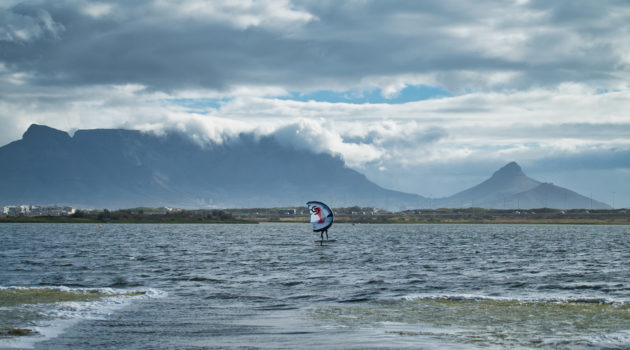 wing foiling in cape town wing foil videos and light wind wing foiling tips on wingfoildaily