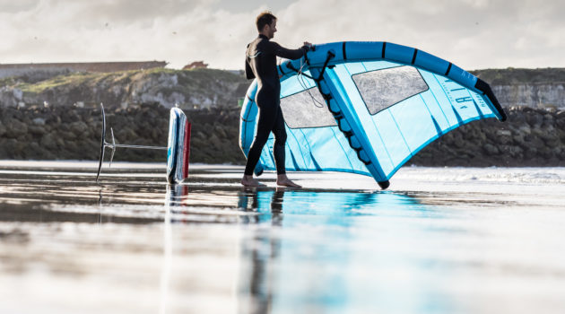 Starboard and Airush launch their new Freewing Air 2020