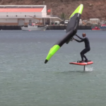 ben proffit wing foiling in 5 minutes
