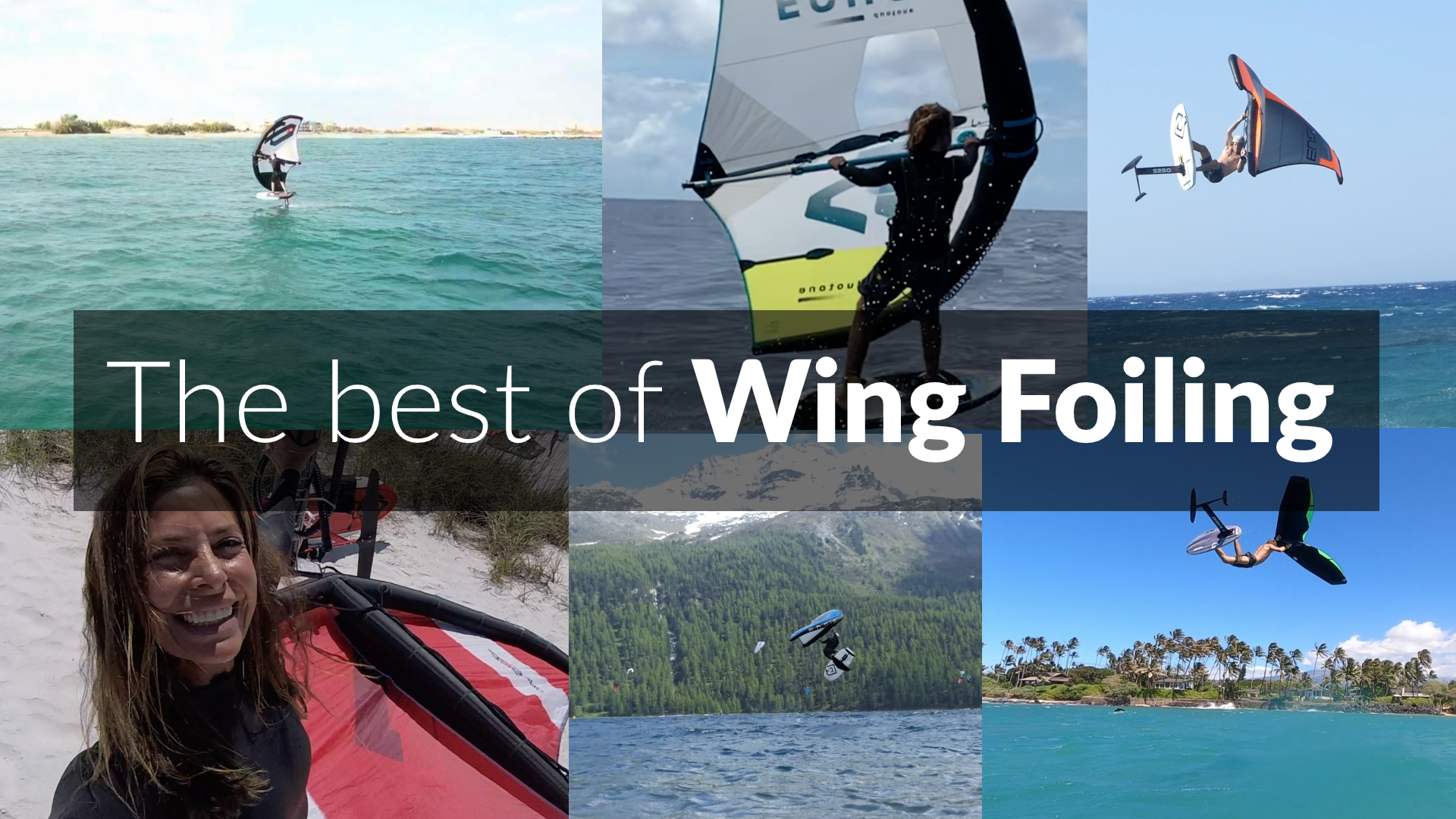 wing foil extreme the best of wingfoiling 2020