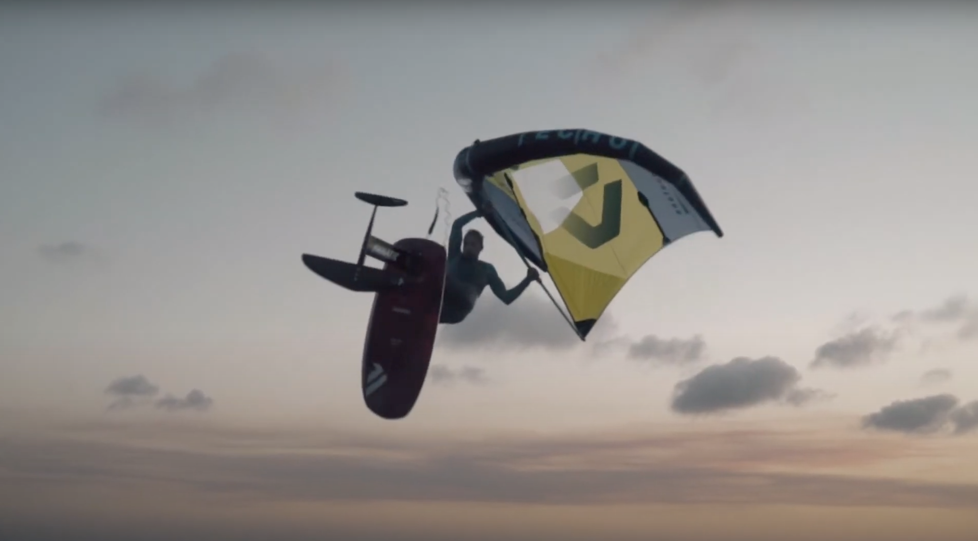 Tarifa Wing Foil Bye Summer 2020 Video