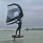Surfclub Windekind Oostduinkerke, Belgium Wing Foil Pic of the Day WINGFOILDAILY