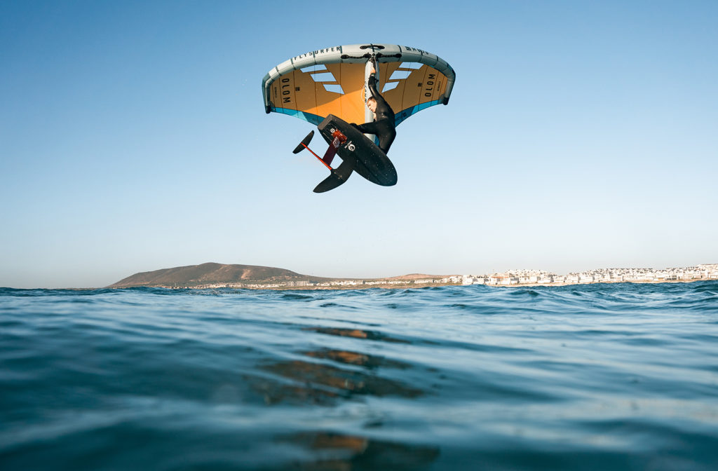 Flysurfer Mojo Wing 2021 the new wing is here.