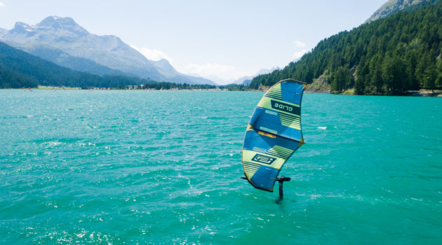 Ocean Rodeo Glide A and HL Series new super light wings powered by ALUULA